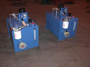Gearbox Lubrication Units